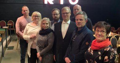 Oulujoen kokoomuksen hallitus 2020